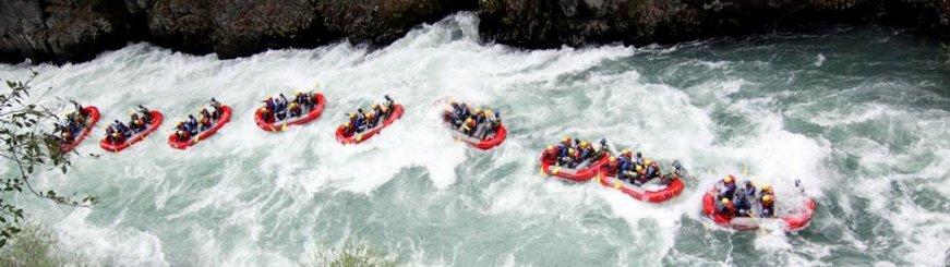 Ako si užiť rafting na maximum?